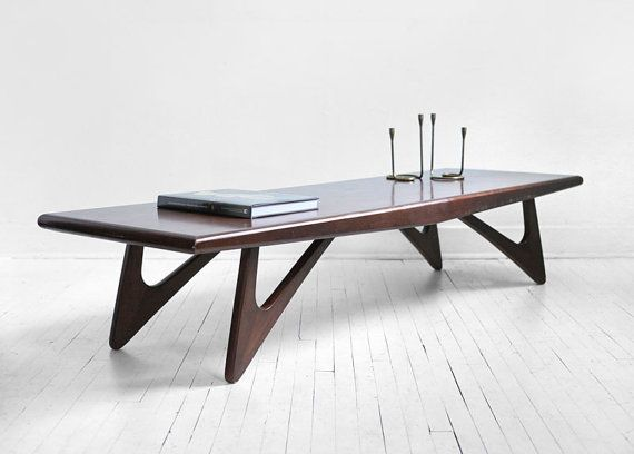 Items similar to Vintage Adrian Pearsall Coffee Table - Mid Century, Wood,  Modern, - Items Similar To Vintage Adrian Pearsall Coffee Table - Mid
