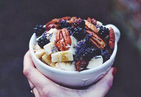 I am Dagmara: The Art of Breakfast: 15 Oatmeal Ideas {vegan}