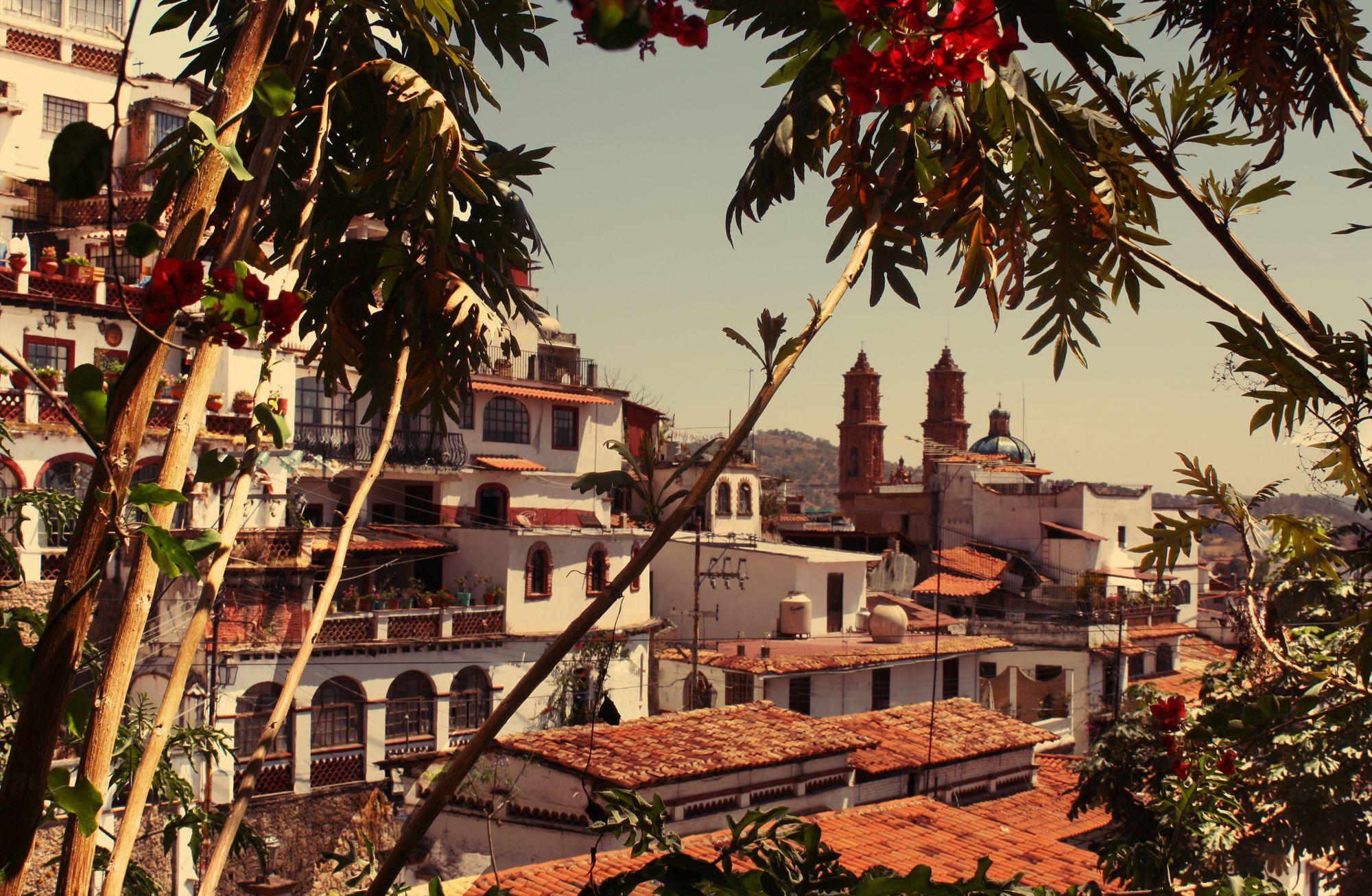 Taxco de Alarcón, Guerrero. Fot. Oliver Terrones