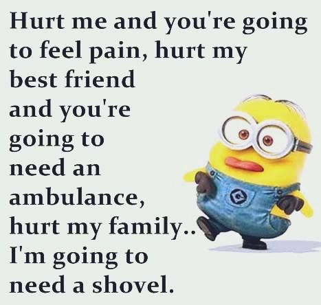 Pin By Pat On Minions Hurt Feelings Minions Quotes Funny Memes