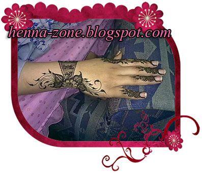 Henna Zone صور نقش حناء ناعم جدا في اليدين Mehendi Designs Mehndi Art Henna