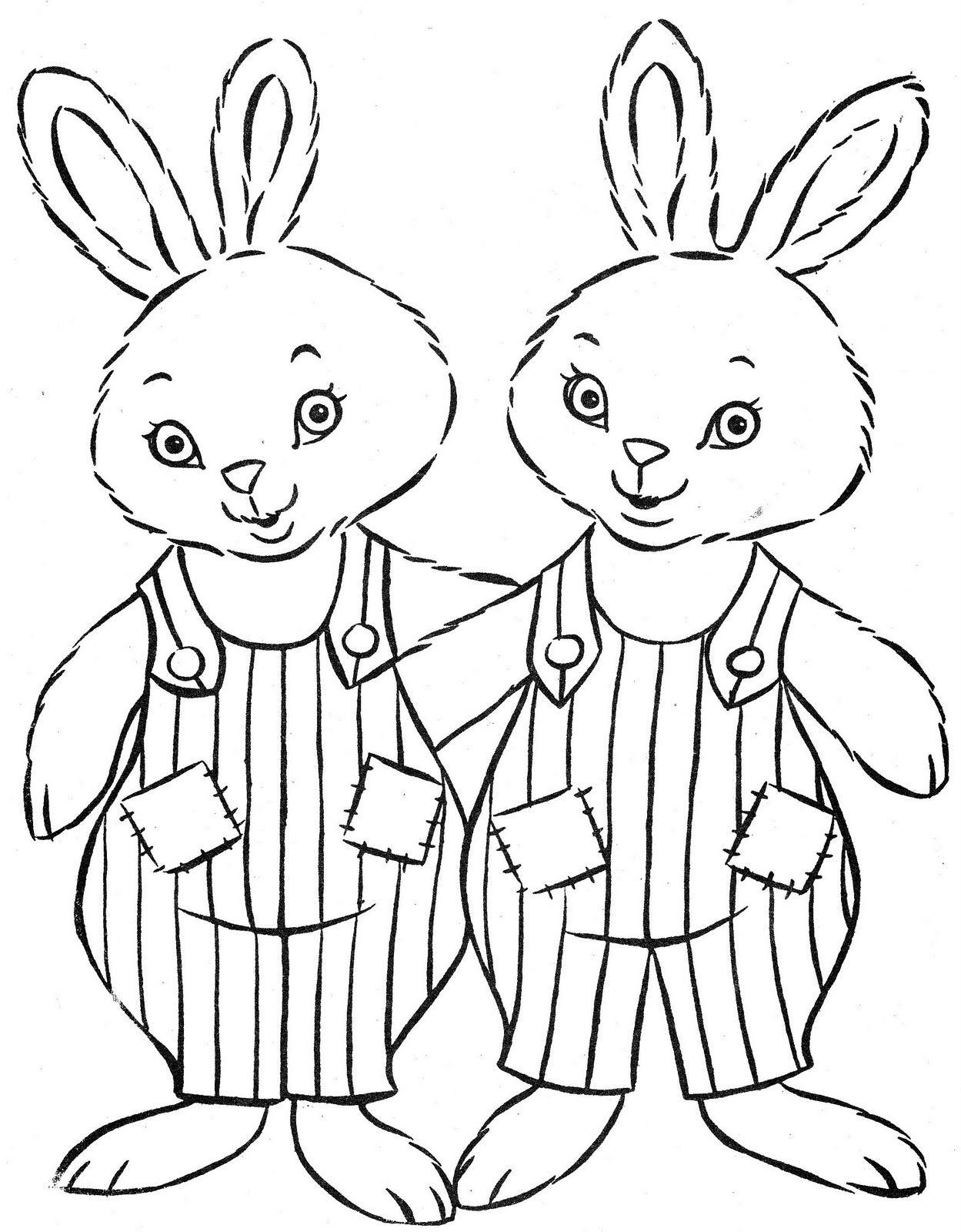Bunny\'s Friends | Easter pergamano | Pinterest | Colorear, Camisetas ...