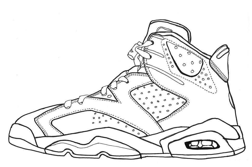 Air Jordan 6 Retro to be \