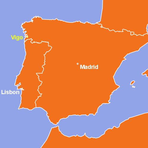 Vigo Galicia ESPAA DE MIS AMORES Pinterest Spain Balearic