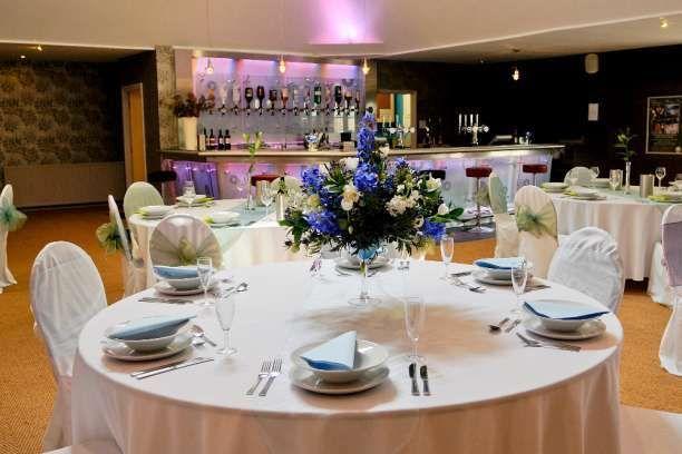 Finlake Wedding Venue In Chudleigh Devon Restaurant Wedding