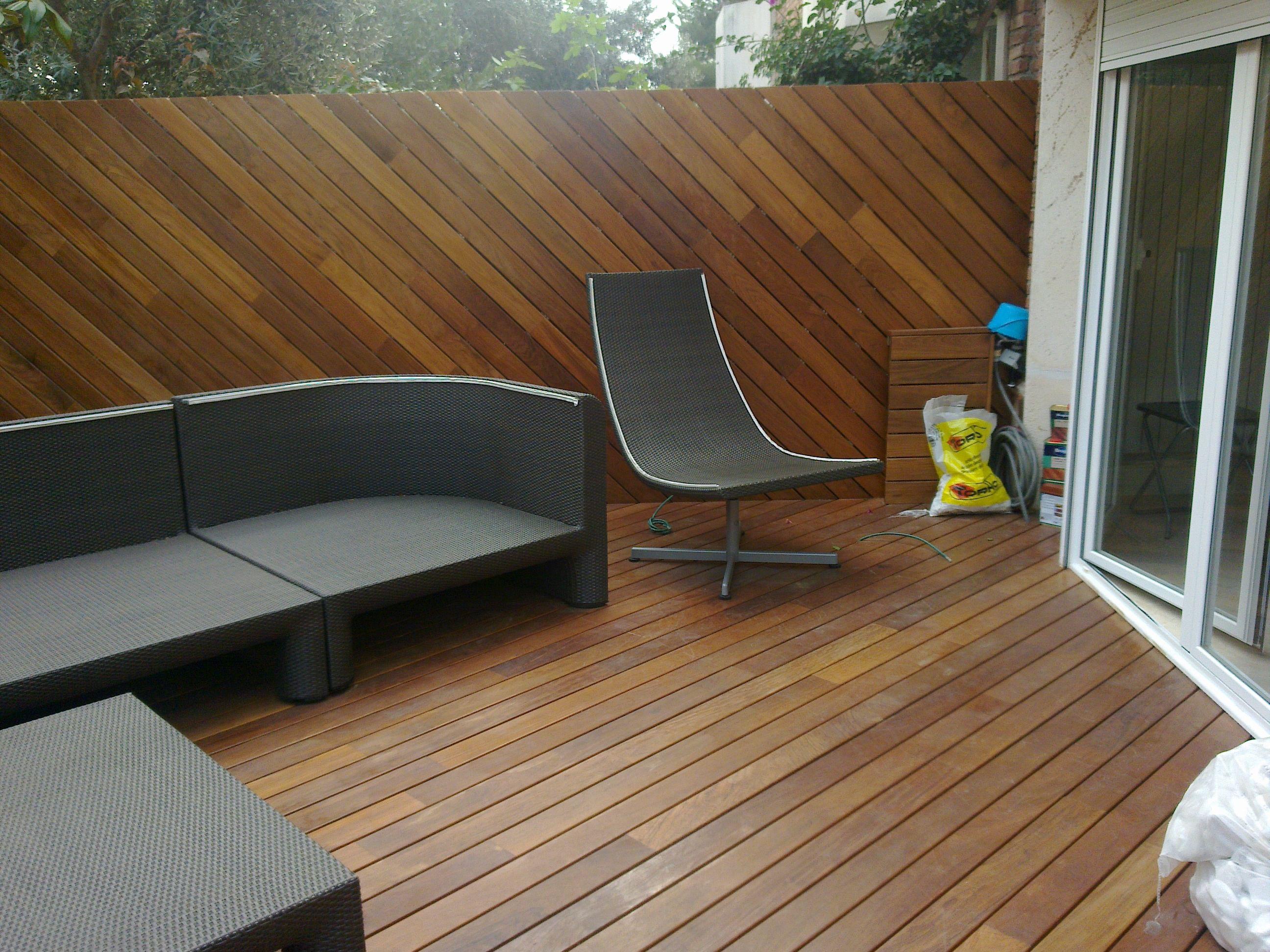 Instalación De Tarima De Ipe Exterior Outdoor Deck