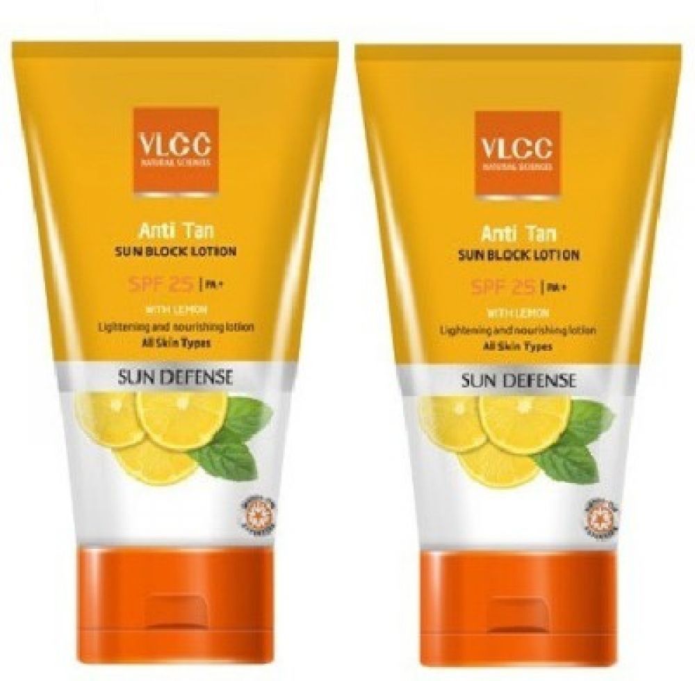 Vlcc Anti Tan Sun Block Lotion Spf 25 Pa In 2020 Anti Tanning Lotion Health And Beauty