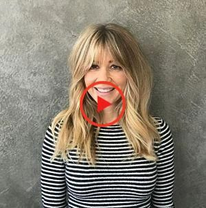 Curtain Bangs: The Low Maintenance Fringe You've Been Waiting For | Terrific T... Check mor...
