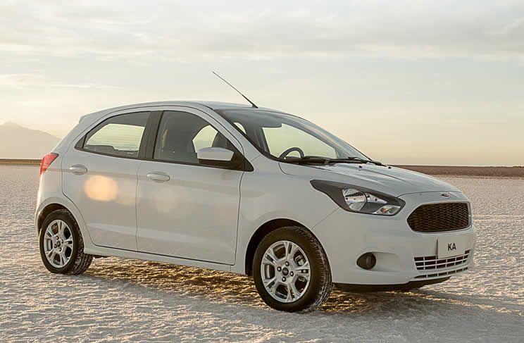 O Compacto Mais Amado Dos Brasileiros Ford Ka Com Condicoes