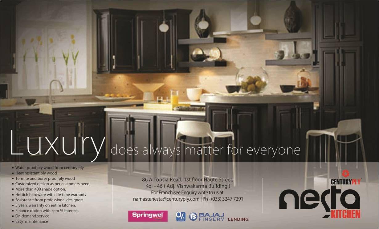 Nesta Kitchen Newspaper Ad