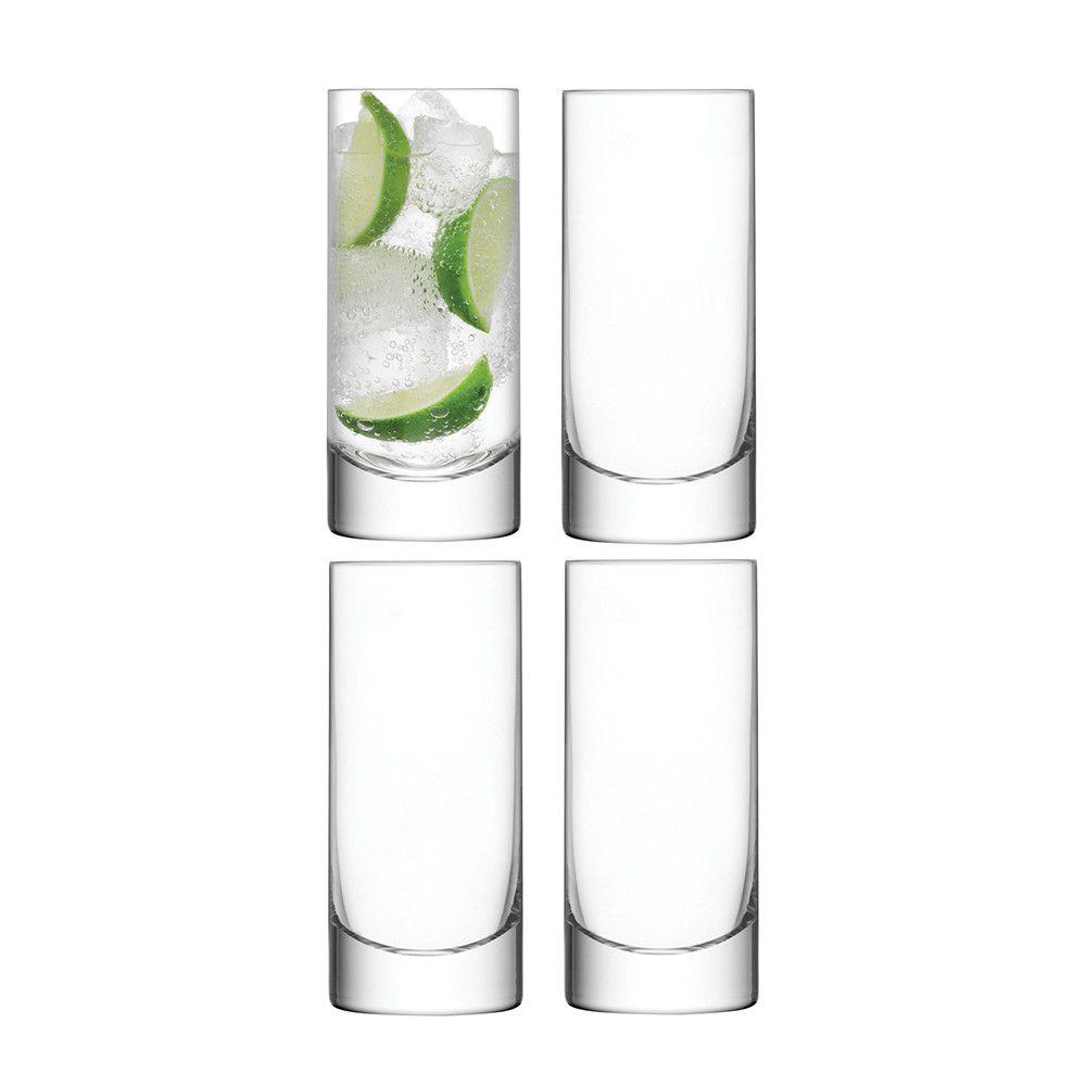 LSA International - Bar Longdrink-Gläser - 4-tlg. Jetzt bestellen ...