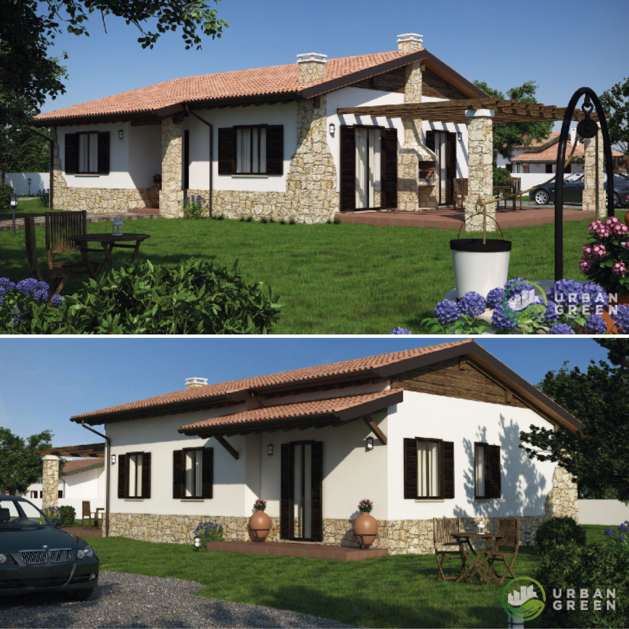 Sito Per Progettare Casa casa in legno urban green monopiano modello urb14 per info d