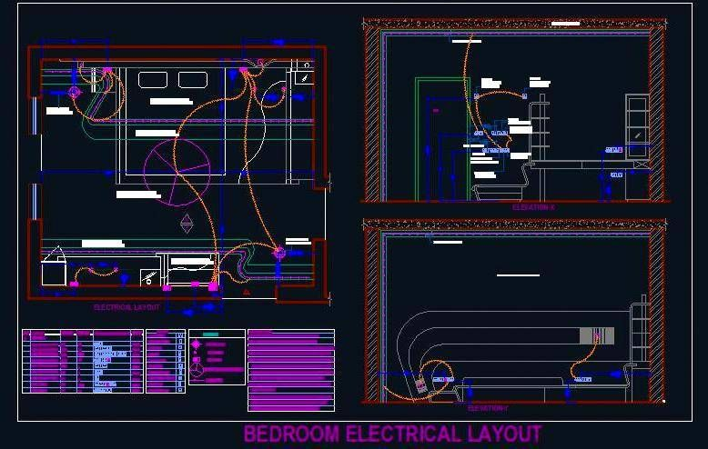 Free Download Autocad Working Drawing Of Electrical