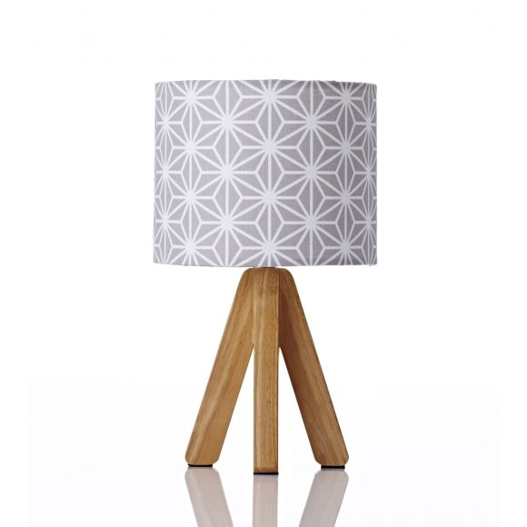 Tipi table lamp in noko mist tipi buy gifts online and homewares tipi table lamp in noko mist aloadofball Choice Image