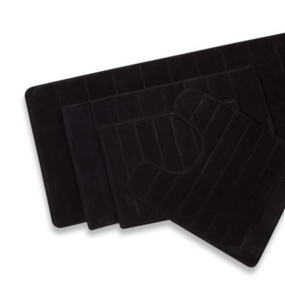 product image for Microdry® Ultimate Performance THE ORIGINAL Memory Foam 17-Inch x 24-Inch Bath Mat