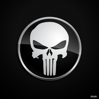 Simone Morana Cyla Official Blog The Punisher Logo For Ipad Punisher Logo Punisher Skull Skull Wallpaper