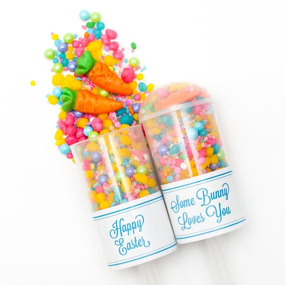 Easter Candyfetti™ Poppers Candy Confetti by Sweets Indeed