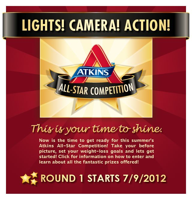 ATKINS SPECIAL ANNOUNCEMENT: The All-Star Competition is coming soon!