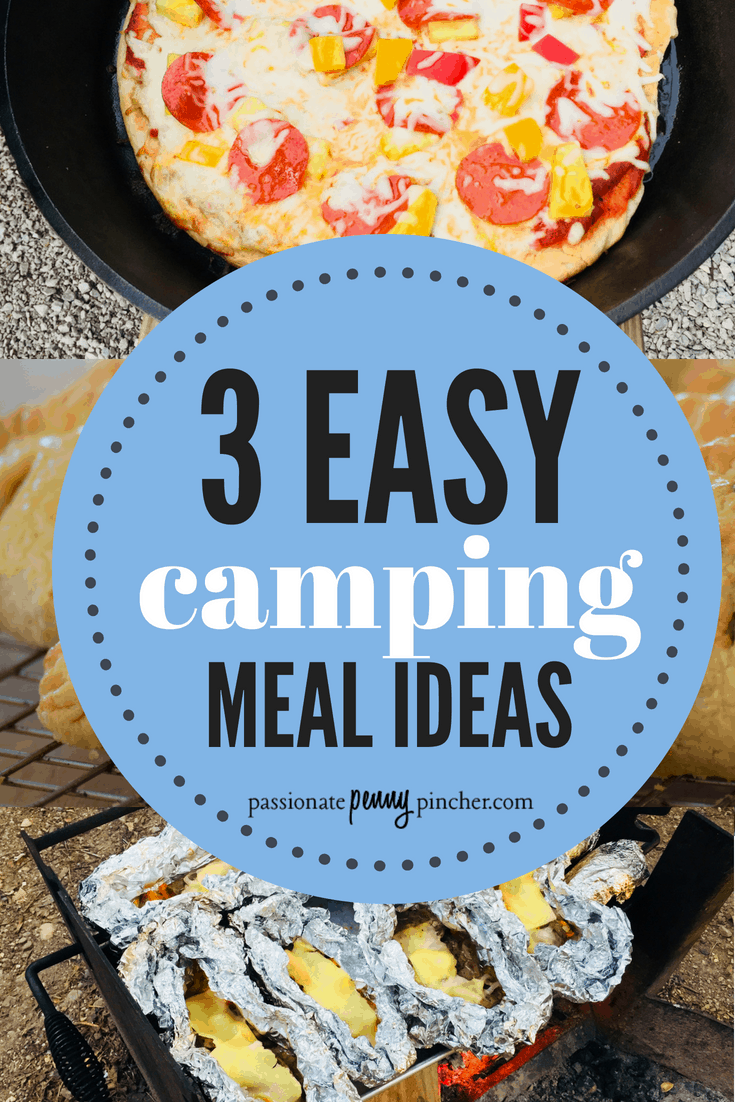 3 Easy Camping Meal Ideas (That Kids Will Love!) images