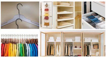 10 ideas para ahorrar espacio en tu armario deco ideas - Ideas para ahorrar en casa ...