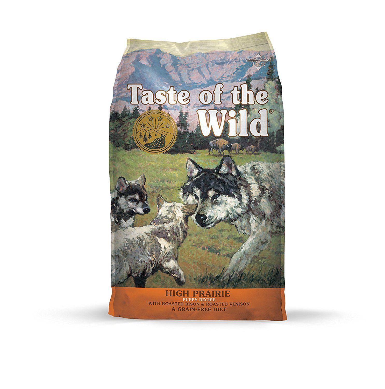 Amazon Com Taste Of The Wild Grain Free High Protein Dry Dog Food