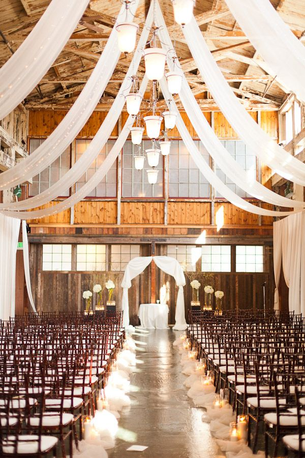 Gorgeous Draping At Sodo Park Wedding Venue Seattle Wedding Venues Sodo Park Wedding Wedding Venues
