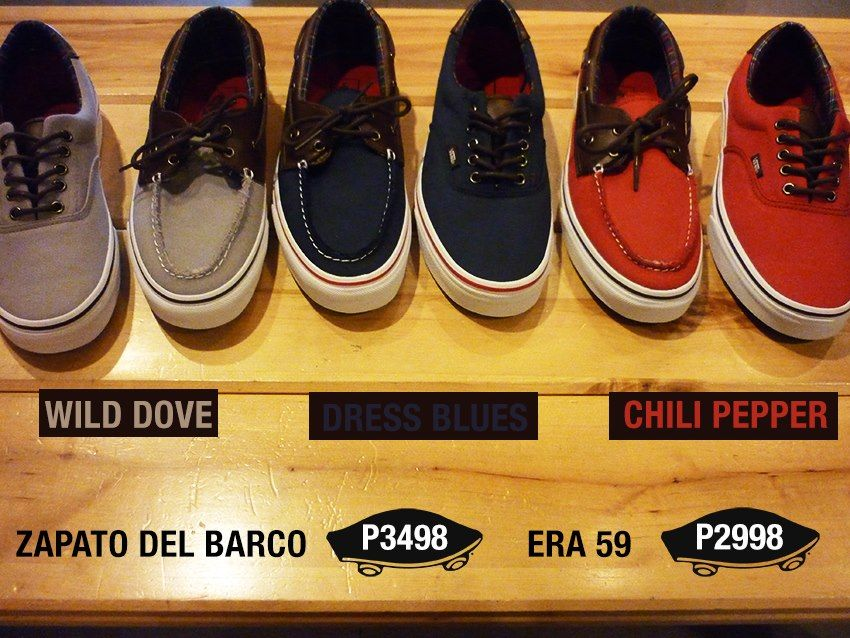 vans ph website