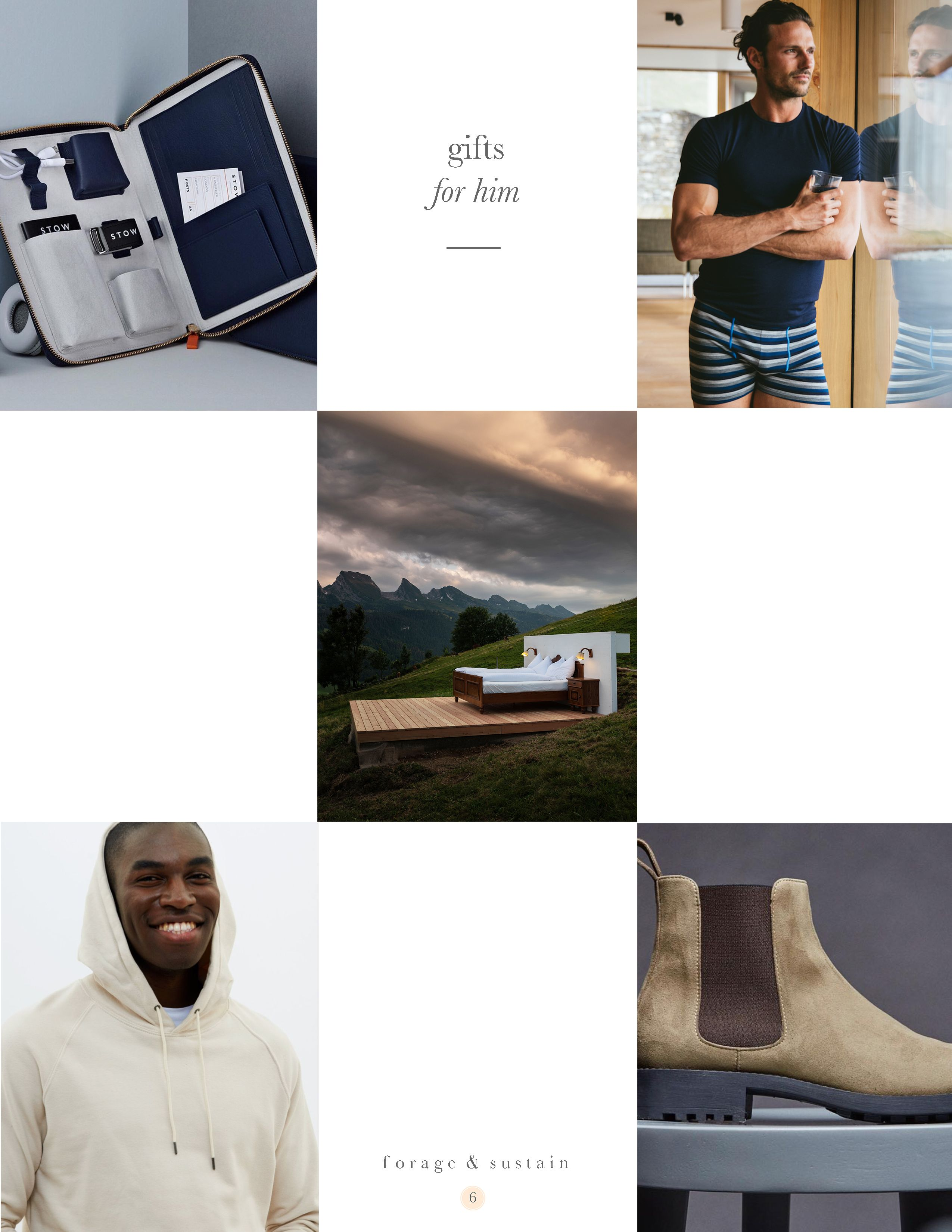 357ce95cd5 5 Sustainable Gift Ideas for Him in 2018 | Forage & Sustain ...