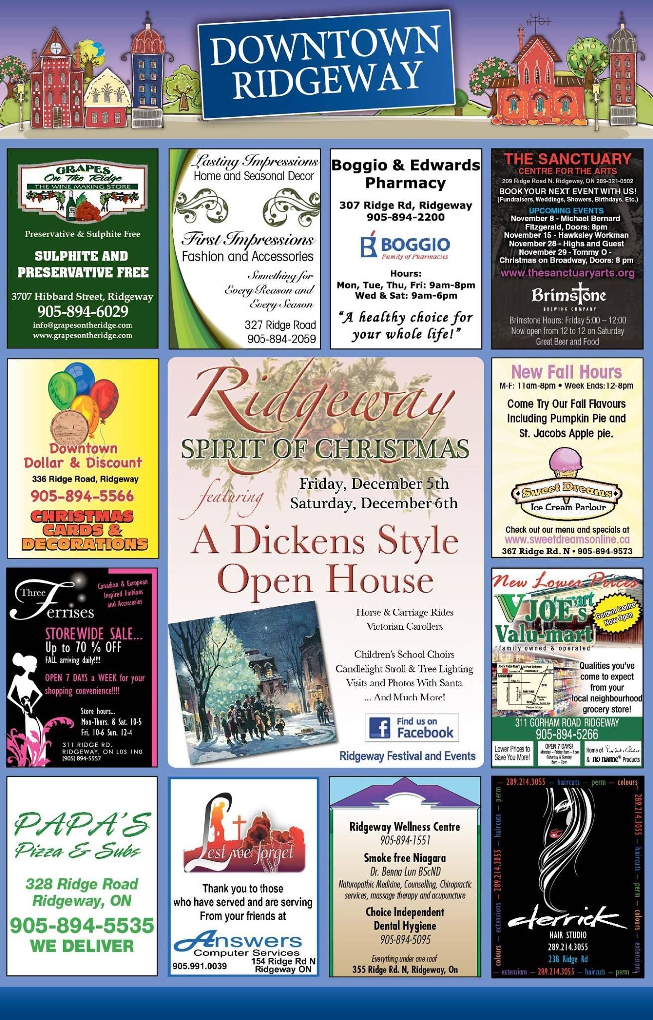 Downtown Dollar And Discount In Ridgeway On