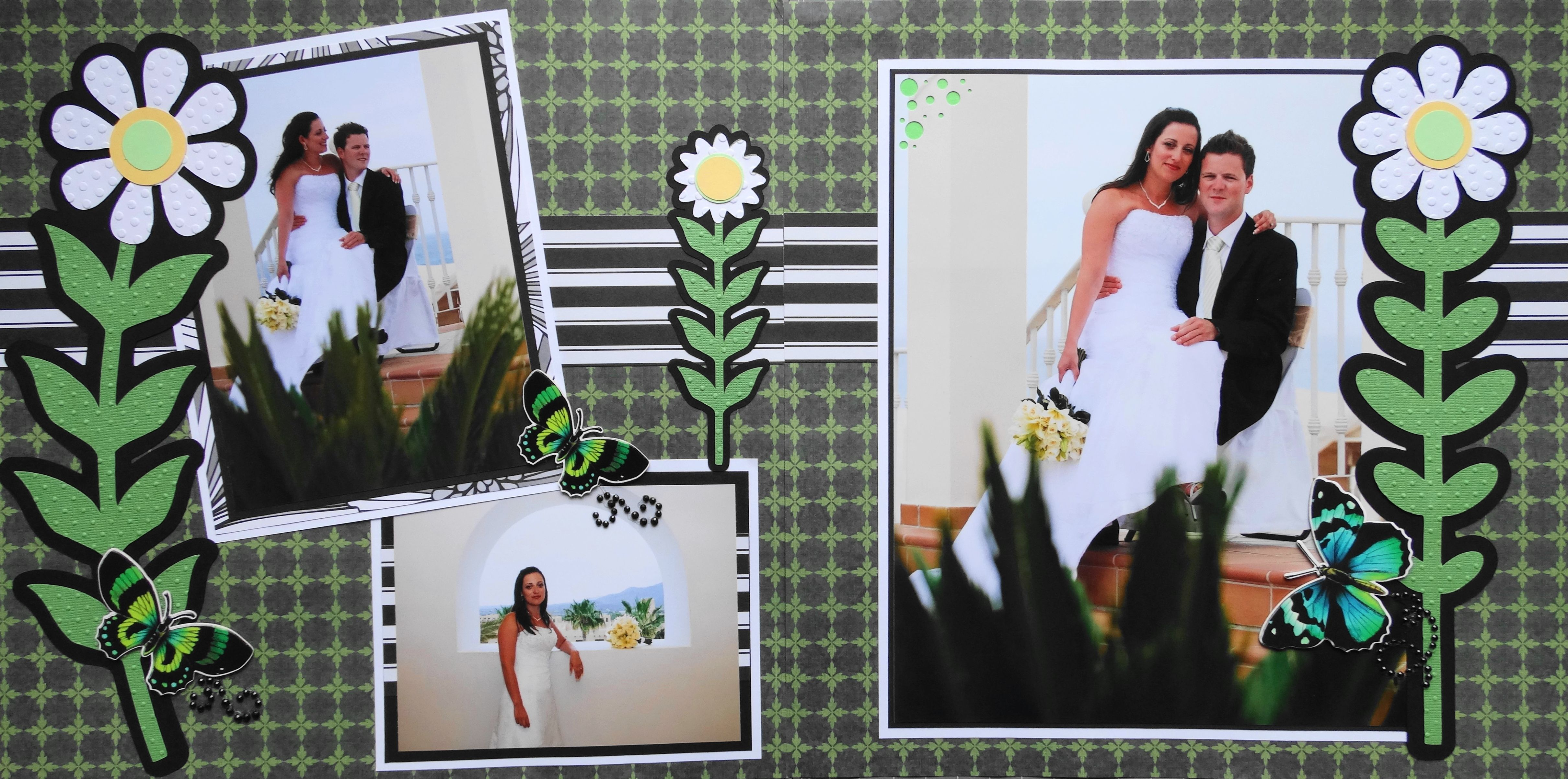 Home Me And My Cricut Wedding Sbook Pagespage