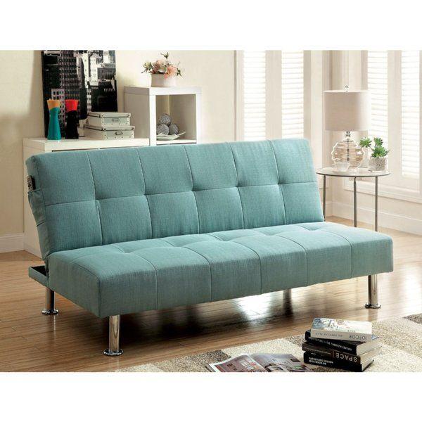 Galgano Tufted Back Convertible Sofa Furniture Futon