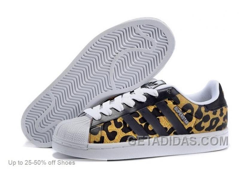 Adidas Casual Shoes Women Superstar Yellow Black Leopard Lastest XaMs6,  Price: $68.00 - Adidas Shoes,Adidas Nmd,Superstar,Originals