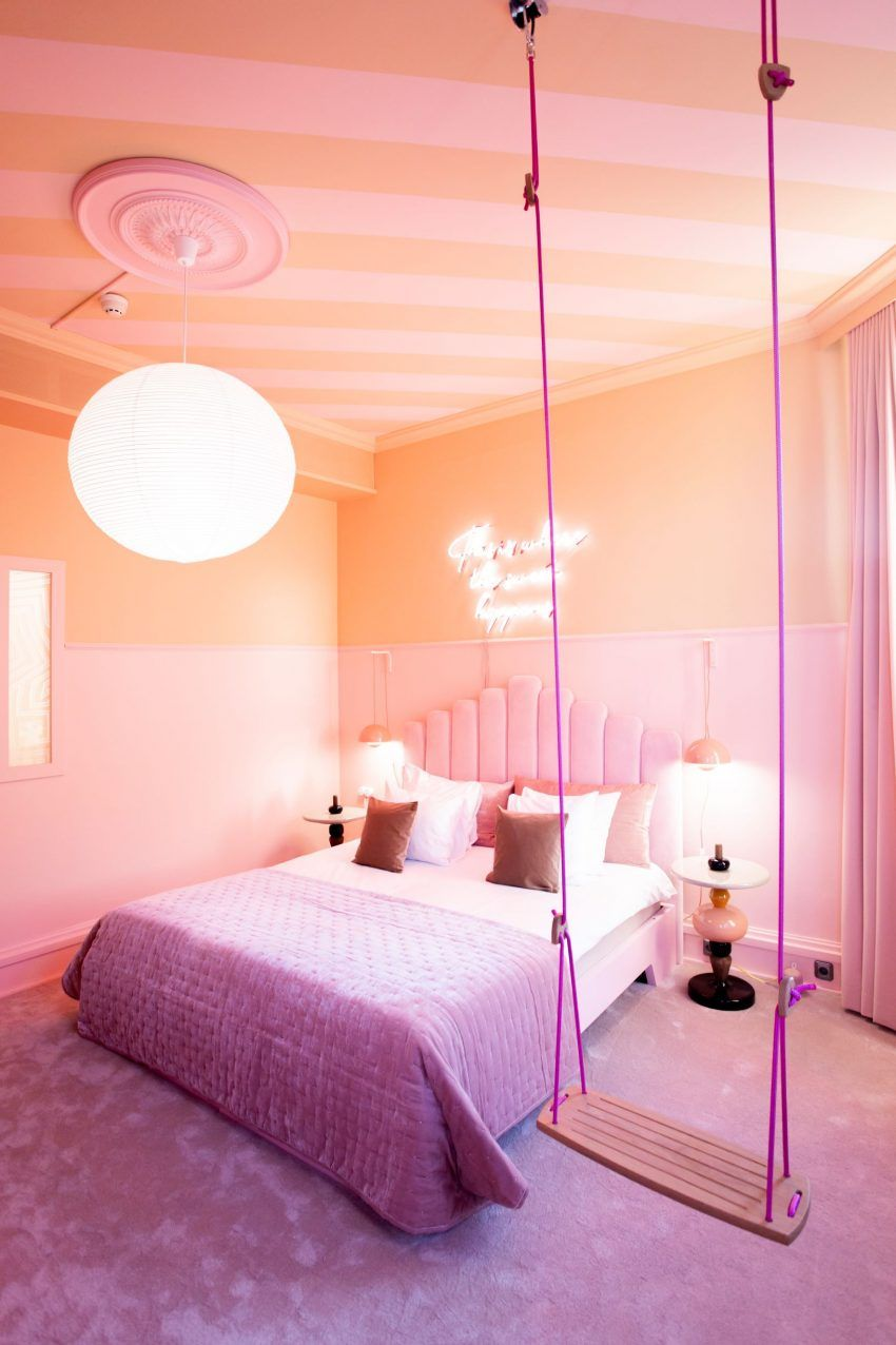 Get The Scoop On The World S First Ice Cream Hotel Room In