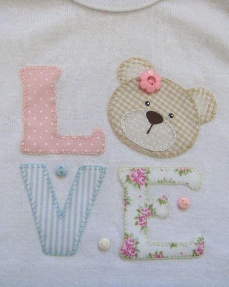 Body Love | ideias | Pinterest | Nähen, Nähen baby und Applikationen