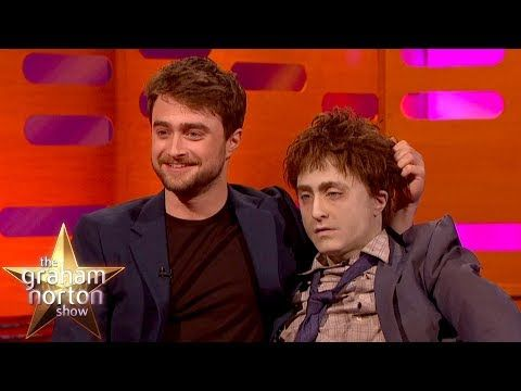 Photo of Daniel Radcliffe's Terrifying Dead Body Stunt Double | The Graham Norton Show