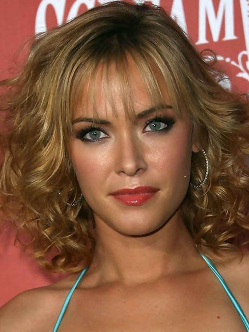 The Best And Worst Bangs For Heart Shaped Faces Heart Face Shape Heart Shaped Face Hairstyles Thin Bangs