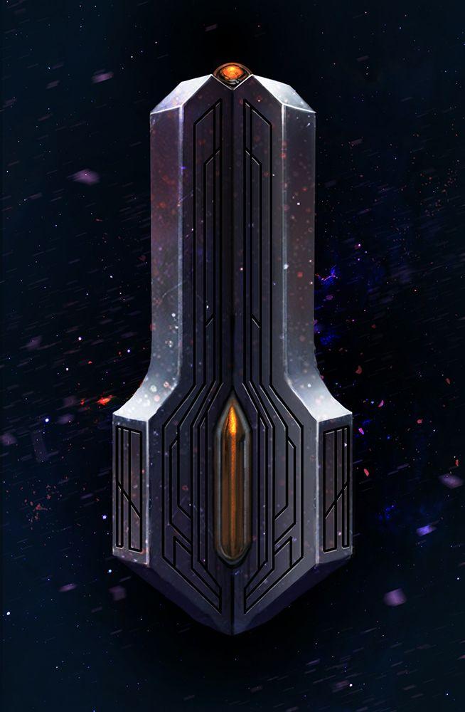 Data-Crystal by Doomov