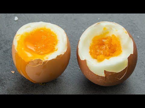 Verdammt, ein Leben lang hab ich meine Eier falsch gemacht. SO geht's wirklich.