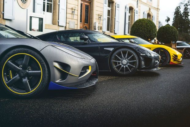 This Koenigsegg Gathering In Geneva Is The $20 Million Supercar Parade Of Your Dreams