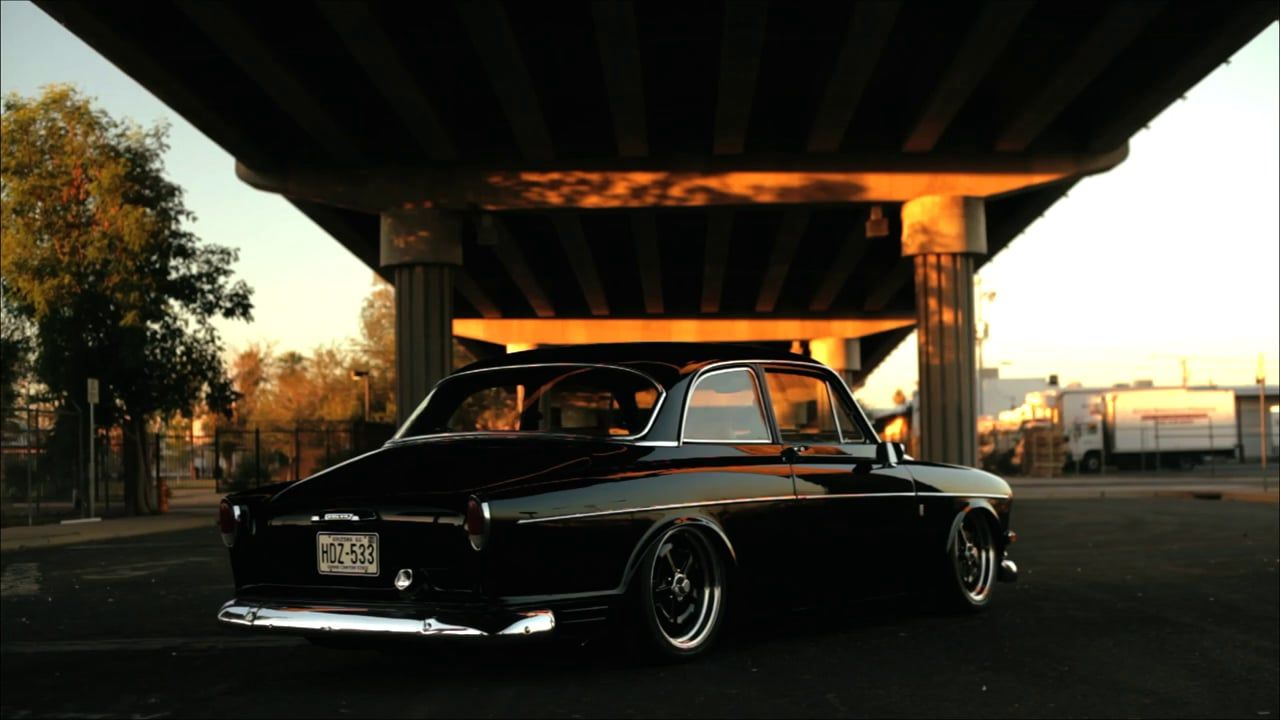 Better with Age Keith Ross' 1966 Volvo Amazon