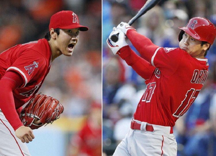Shohei Ohtani wins MLB AL Rookie of the Year Award | Top ...
