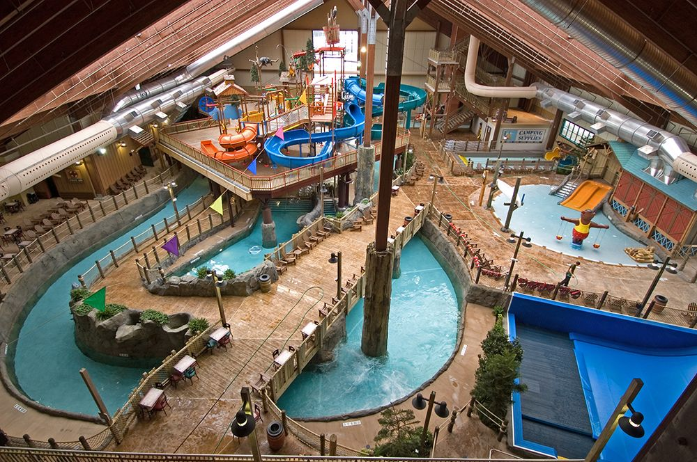 Great Escape Lodge Indoor Waterpark Water Park Lodge