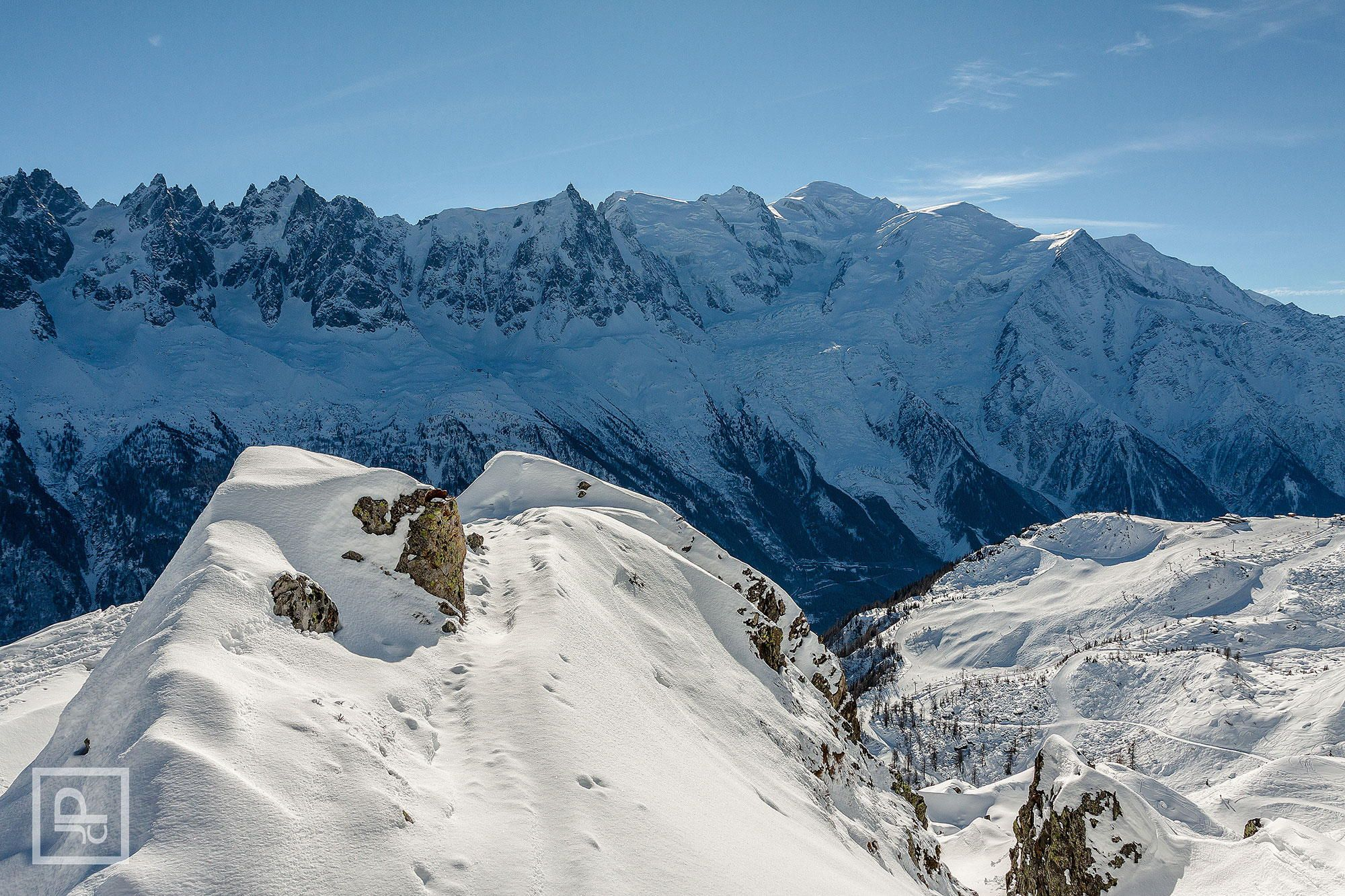 Nice winter in Chamonix by Jean-Charles Poirot on 500px
