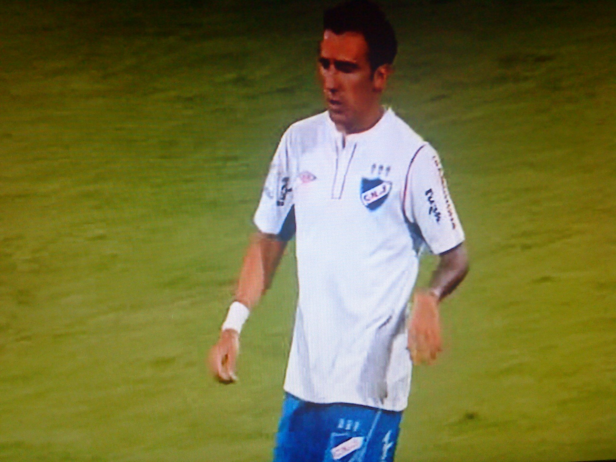 Vicente López un pedazo de jugador que juega en la Copa Libertadores 2013