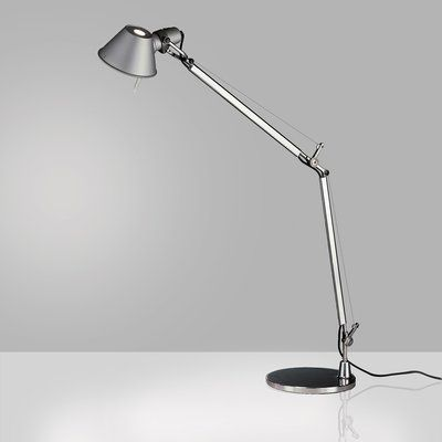 Artemide Tolomeo Classic 25 44 Desk Lamp With Base Desk Lamp Table Lamp Lamp Design