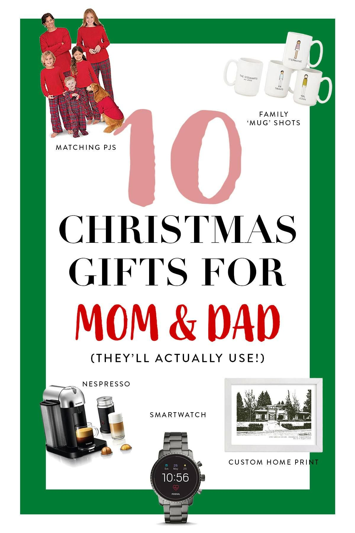 40 great christmas gifts for parents who deserve the