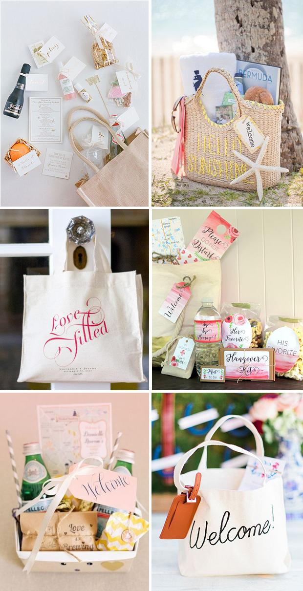 35+ Florida wedding welcome bag ideas trends