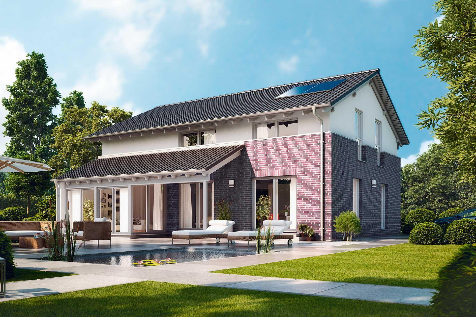 Einfamilienhaus Pappelallee mit Wintergarten und