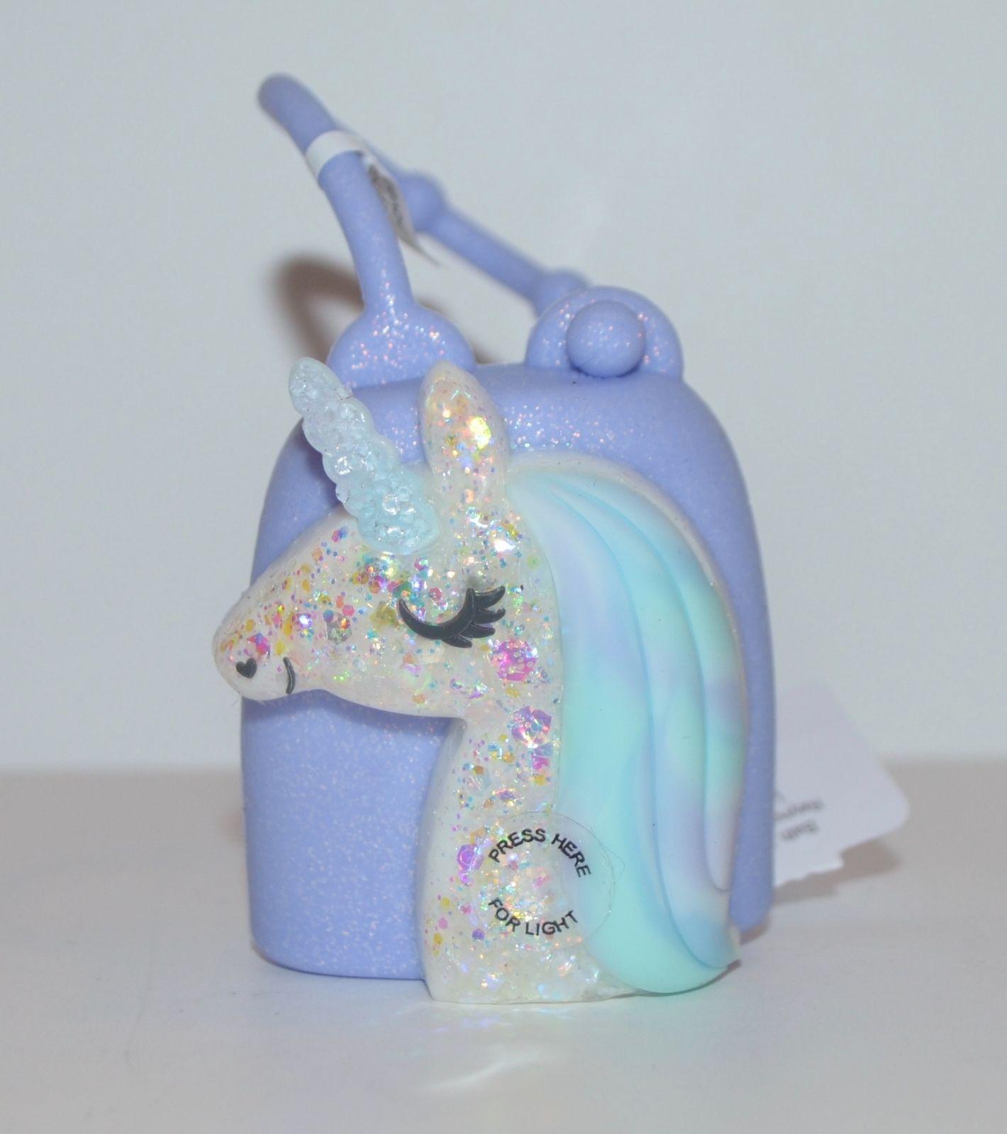 Sparkly Sleeping Unicorn Pocketbac Holder In 2020 Bath Body