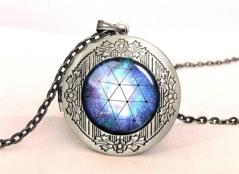 Time Portal Locket, 0356LPOS from EgginEgg by DaWanda.com